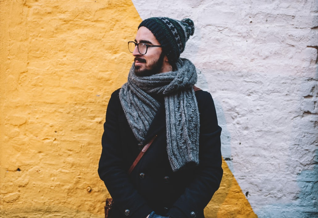 winter fashion men