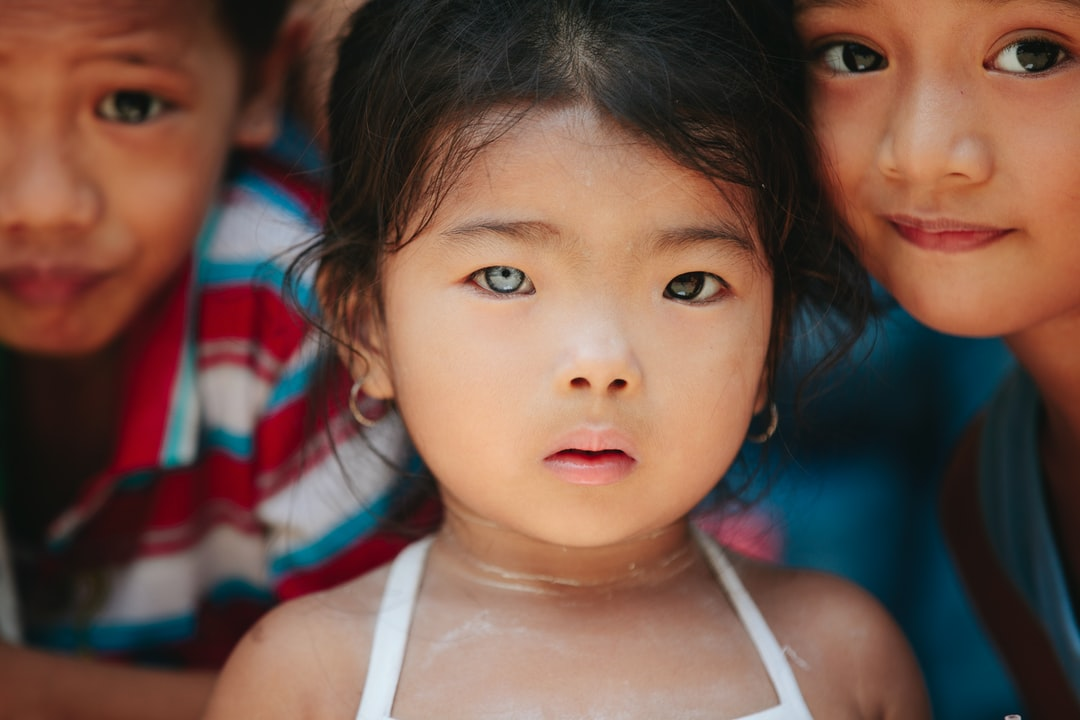 We spent the afternoon in one of the largest slums in Manila, Philippines. What a contrast this girl was to the landfill she inhabited.