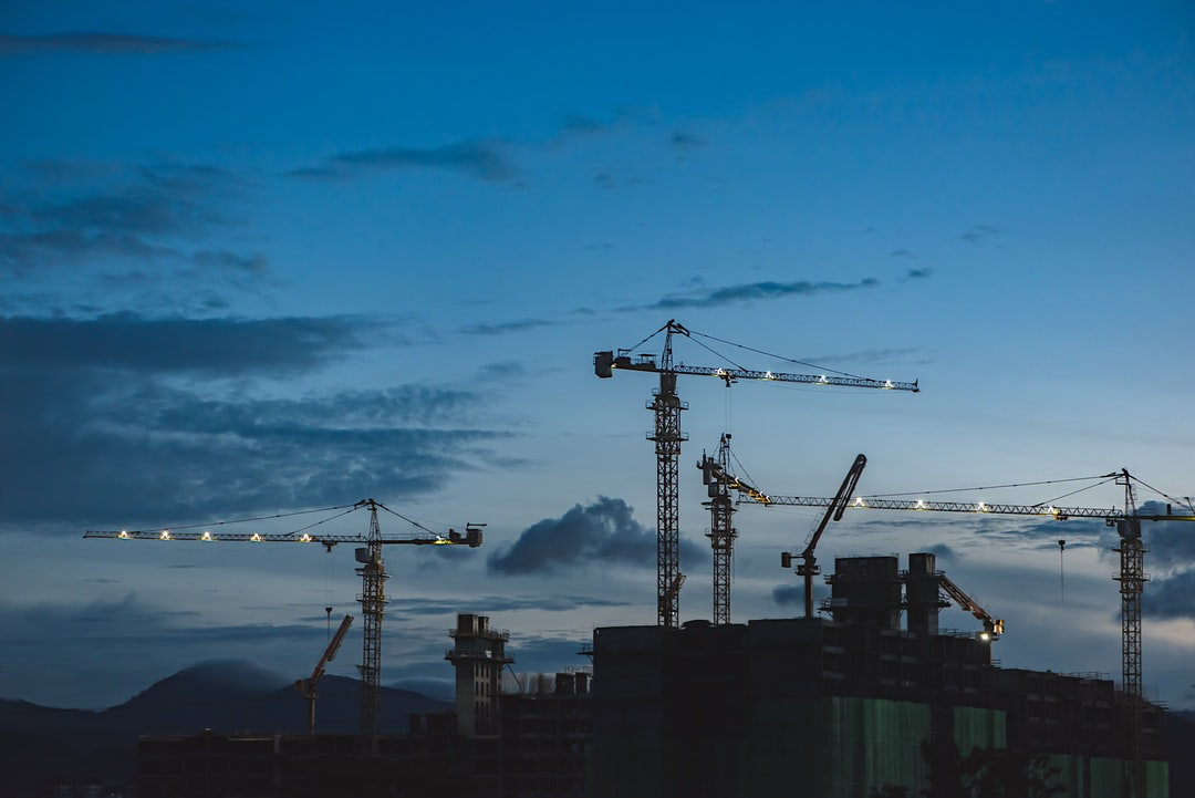 『【2020年版】建設業界大手をランキング形式で紹介』の画像