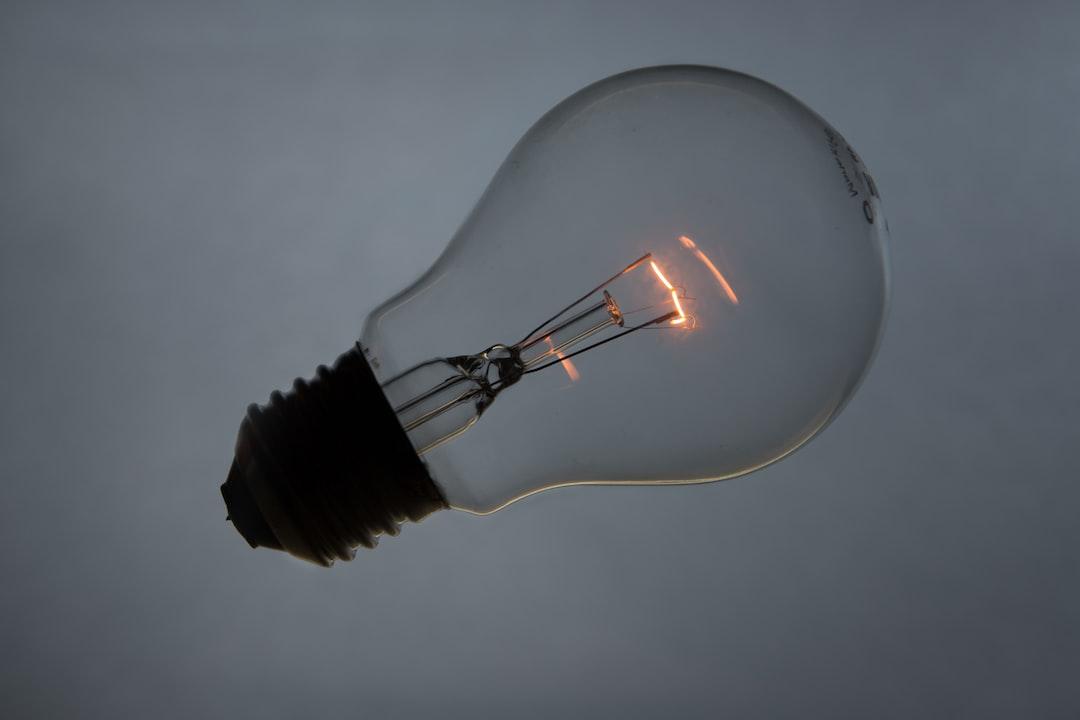Falling lamp