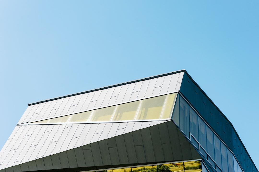 Contemporary Tiled Facade