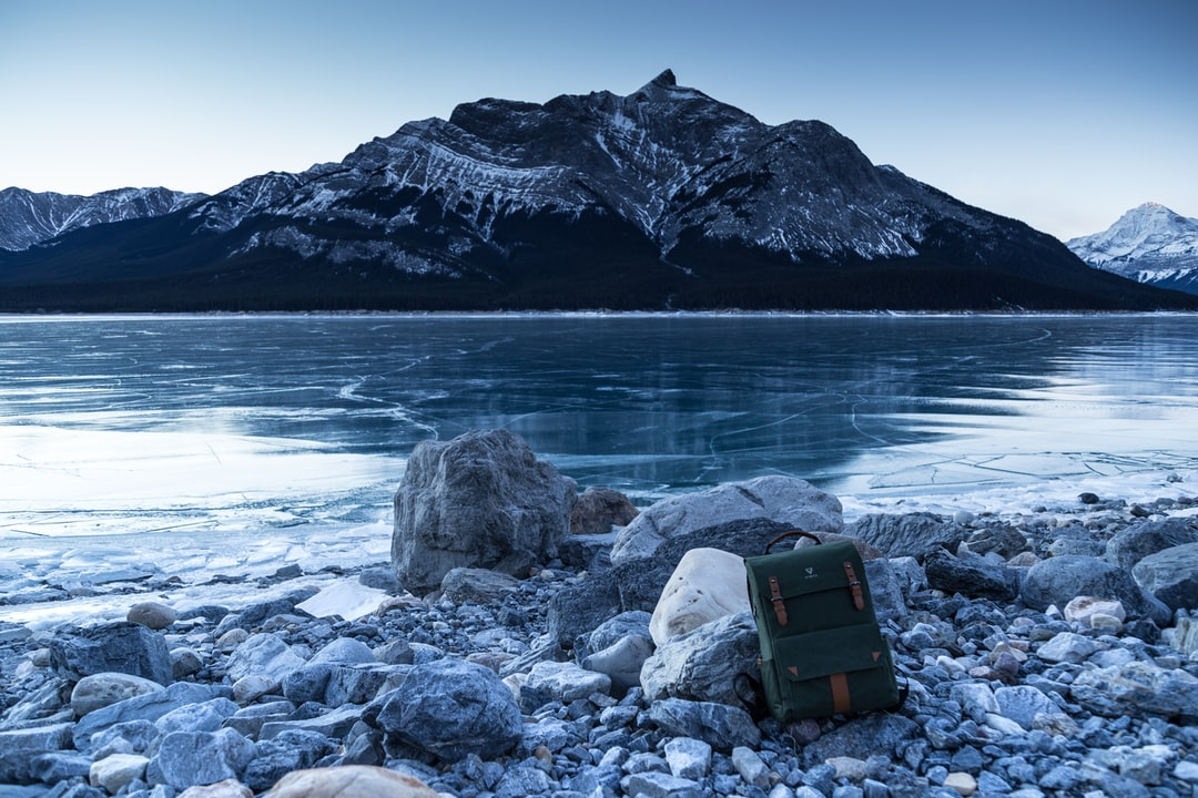 Waking up at 4am was worth it! Having such a blast at Abraham Lake with the Digital Media class from Prairie College.