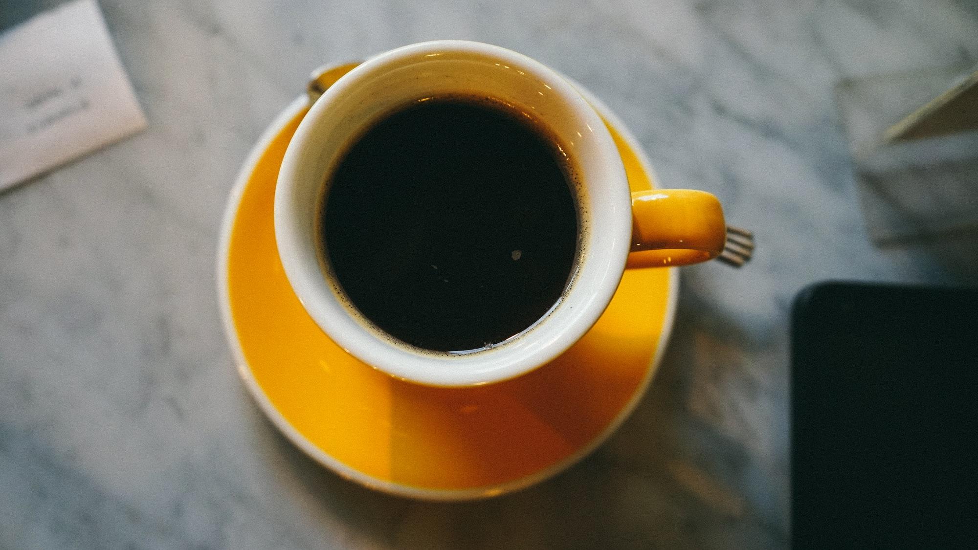 Café Devoción coffee