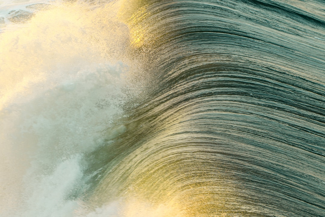 It has been a couple weeks of stormy weather in LA and this sunny morning I caught the stormy swell with the morning light glistening off of the crashing wave.