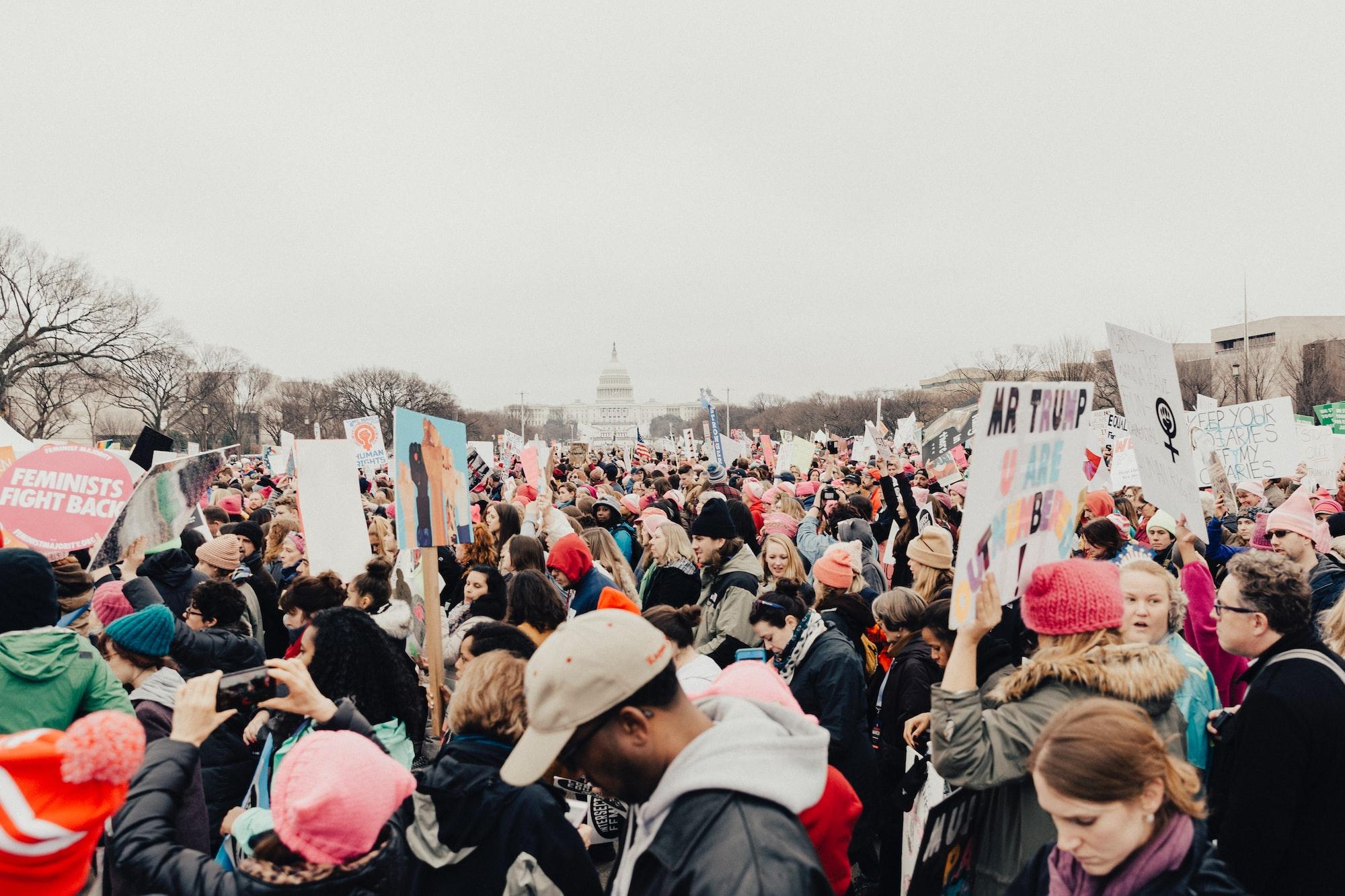 Womans March on Washington