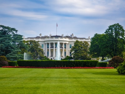 White House: 'Scary to to go  work for Covid-19'