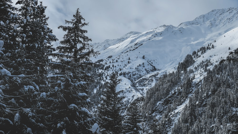 350 Stunning Mountain Snow Pictures Hd Download Free