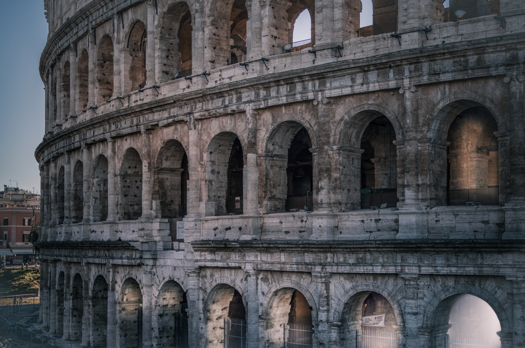 History can be beautiful and messy. The Colosseum in Rome, for example, is a wonderful structure with a complicated past. Just think about the gruesome gladiator fights there.