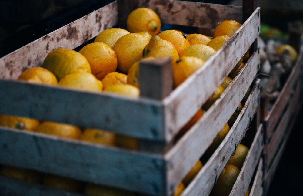 box of limes