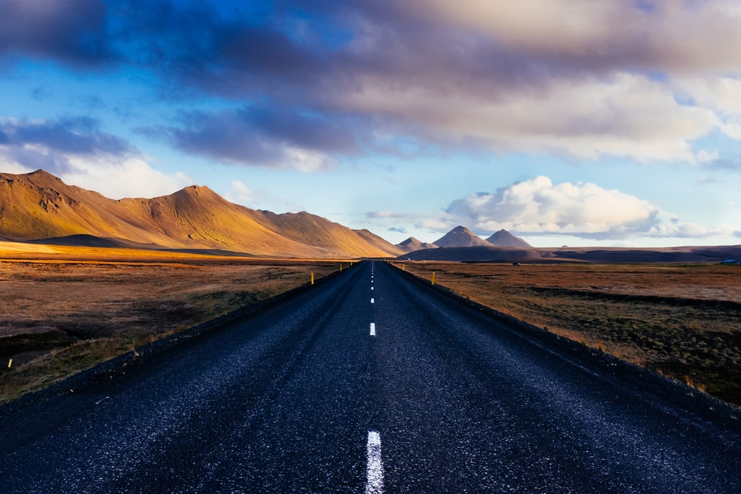 This photo was taken after me yelling at my friend to stop driving because I needed to take this picture, it was an amazing moment. It was taken in the Ring Road and it shows how beautiful Iceland can be even when you're not in a point of interest.