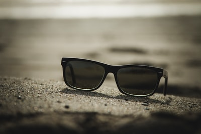 sunglasses with black frames sunglass zoom background