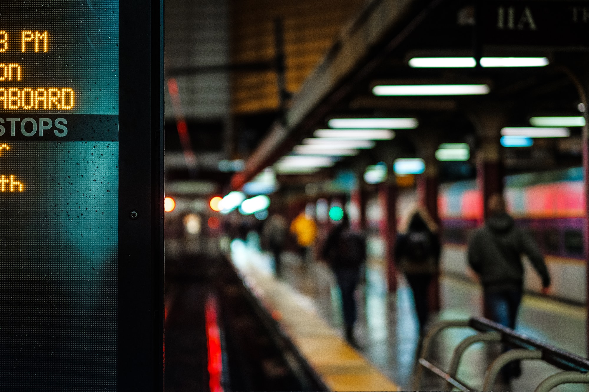Urban Public Transportation