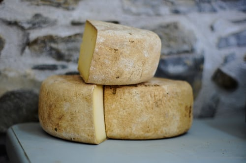 Cured Cheese