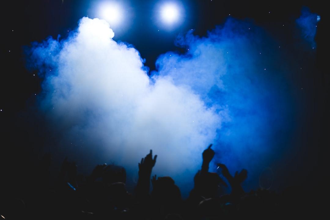 Concert-Smoke