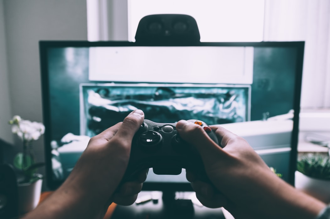 Allow time for distractions while staying at home, such as video games