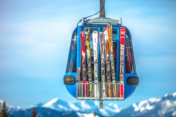 It's Time to Bring Back the Eighties Ski Fashion