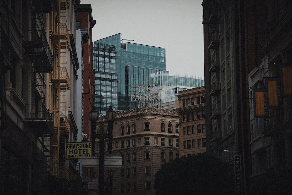 landscape photo of Graystone Hotel building