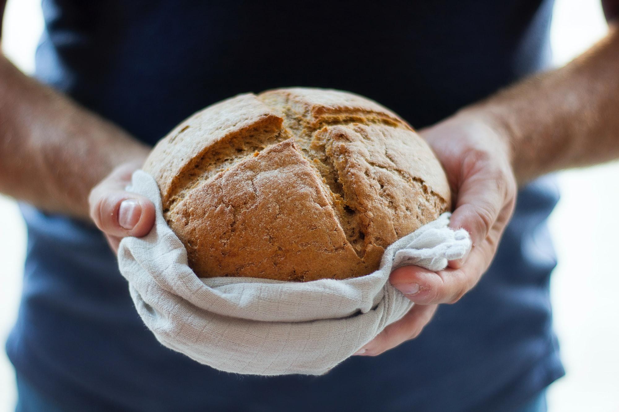 Día mundial del pan. Lo celebramos con pan casero