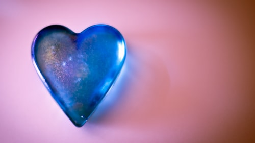 My glass heart
