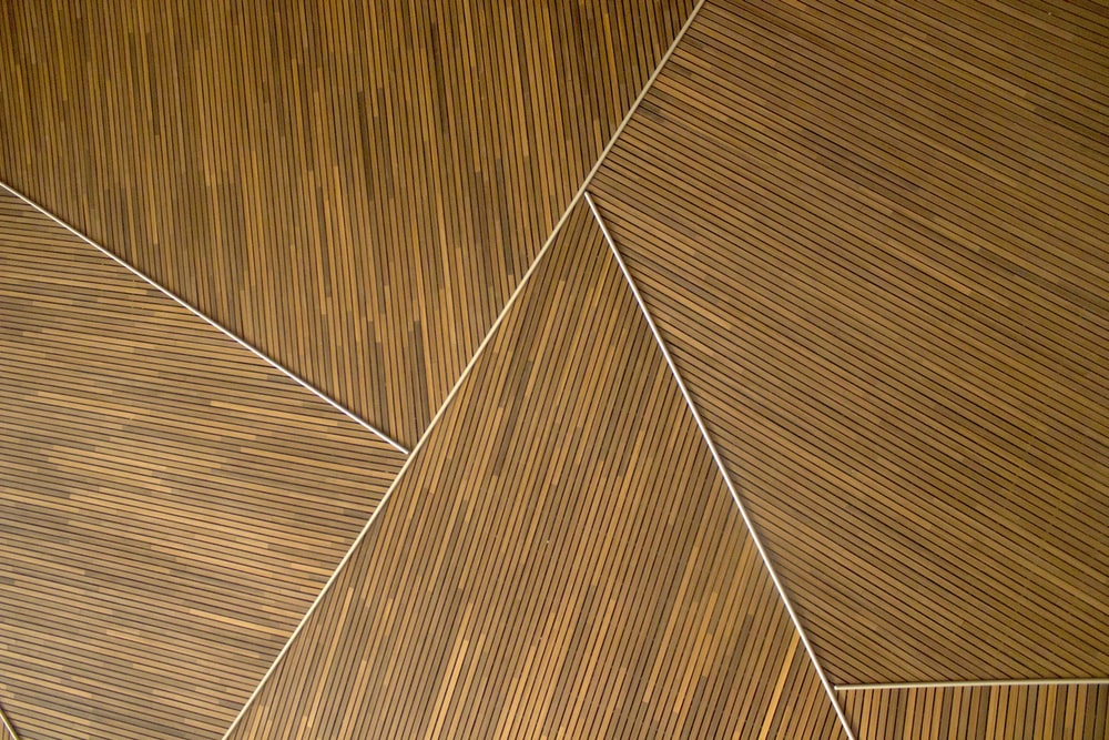 brown surface