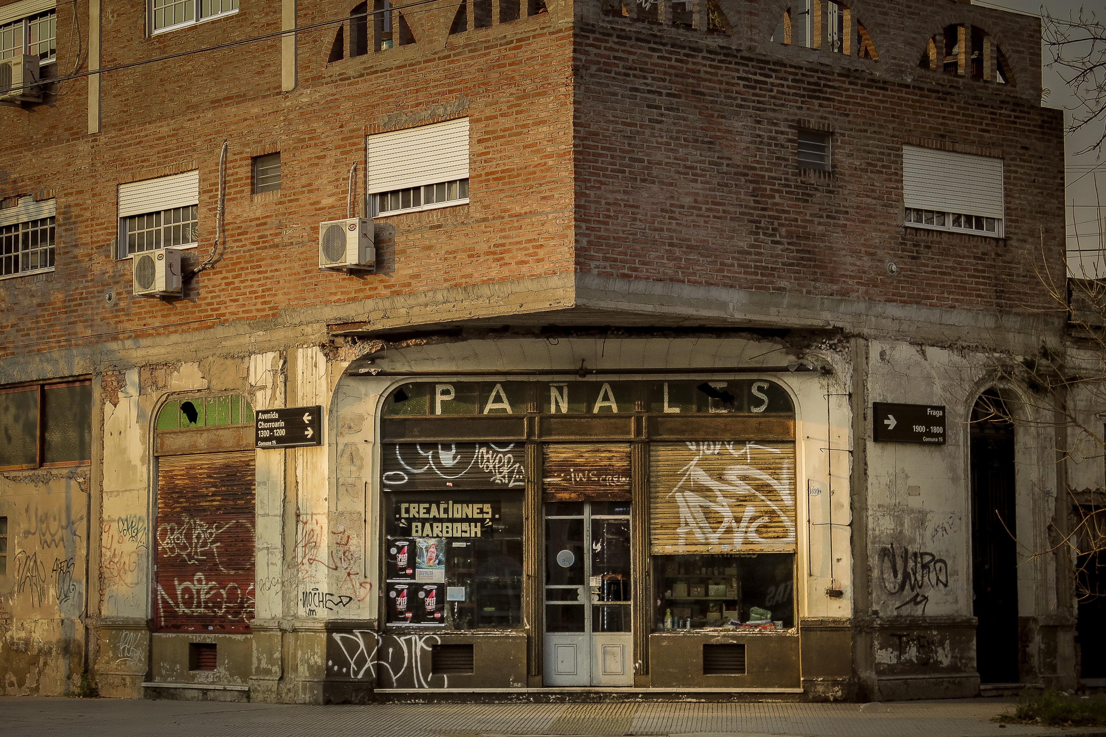 Panales storefront during daytime