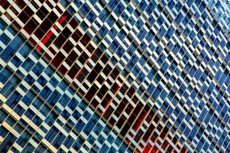 brown glass skyscraper at daytime