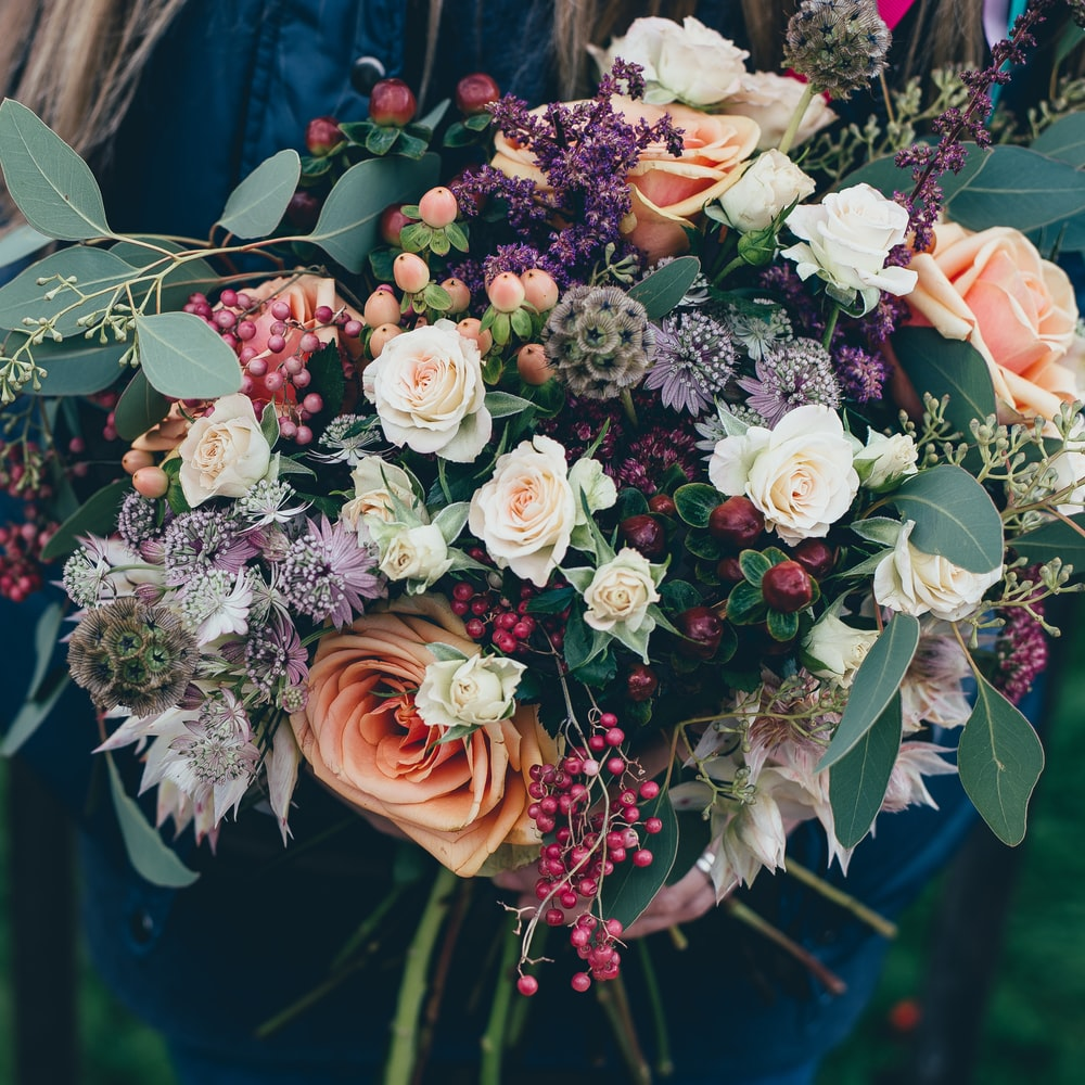 Posy Power! Photo By Annie Spratt (@anniespratt) On Unsplash