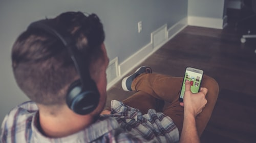 Audiobooks Saved Me When I Couldn't Save Myself
