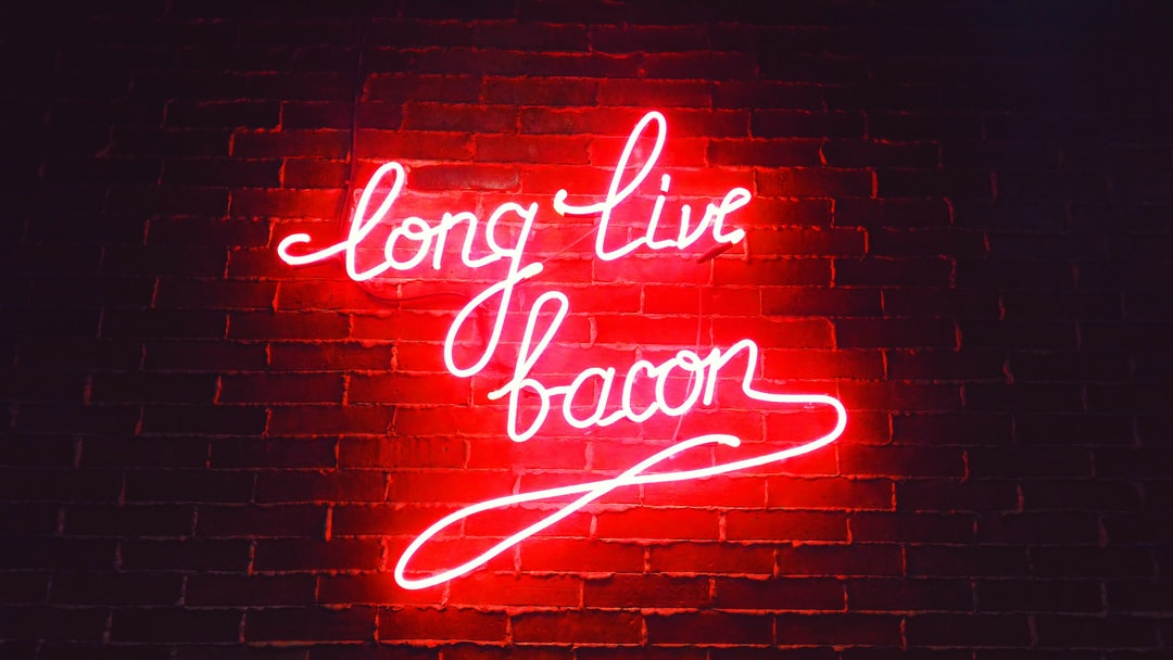 Long live bacon.