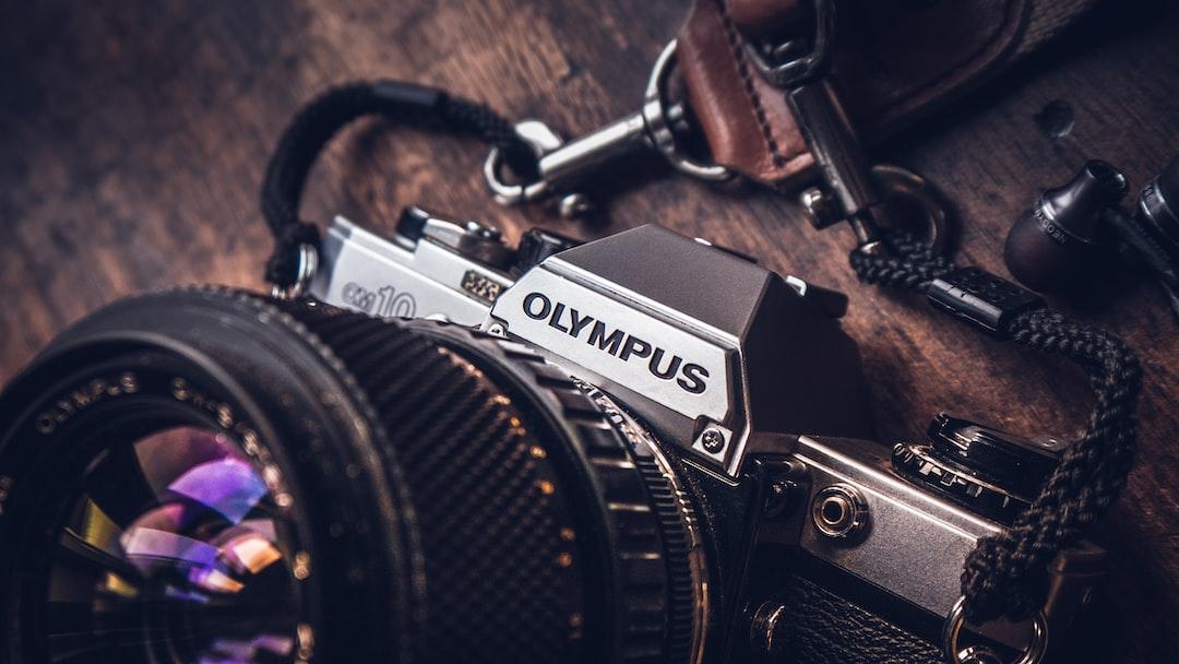 Тест-драйв фотокамеры Olympus