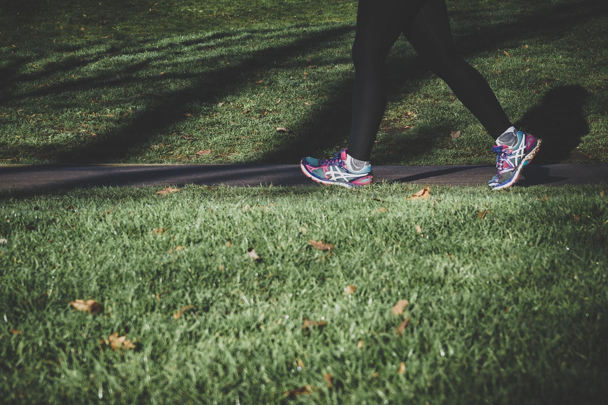 受験期間にできるダイエットは散歩をすること