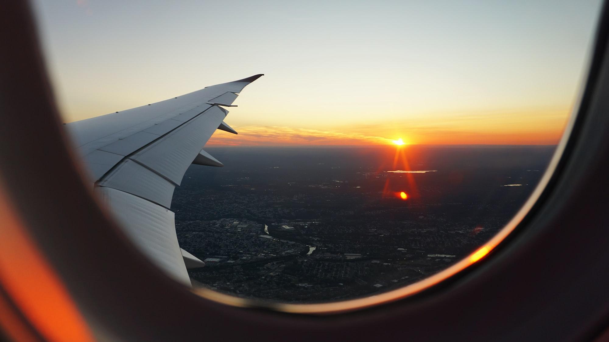 En este avión, que llamamos vida, no viajamos solos.