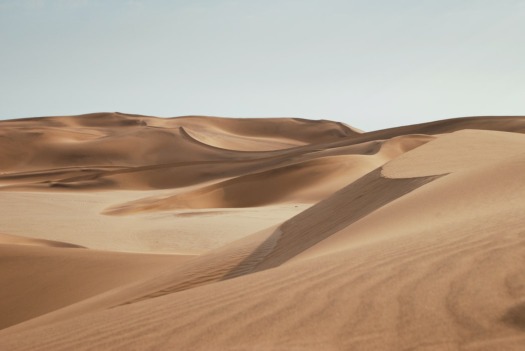 The Sahara Desert is expected to become green again in 15,000 years (17000 AD).