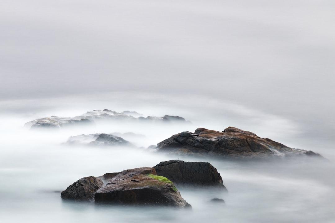 Rock Through the Mist