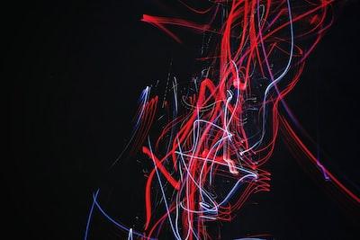 abstrakcja-3d-neony