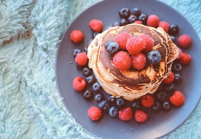 Pancake day morning…