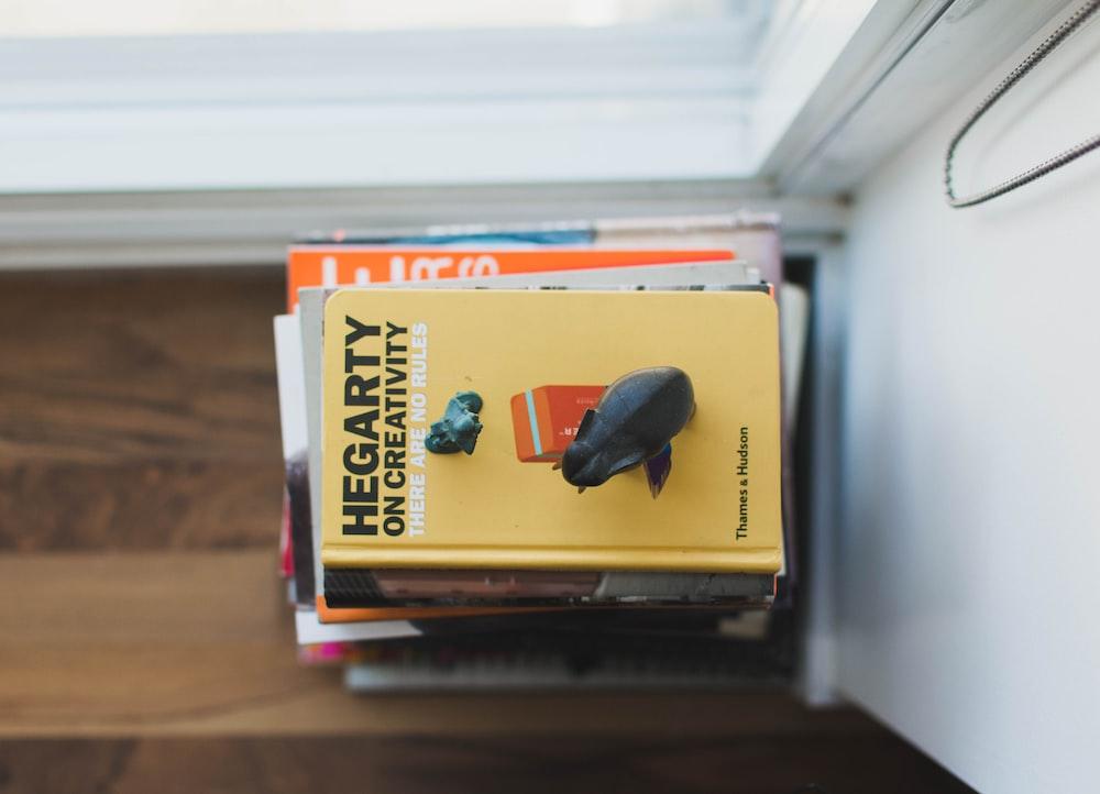 Hegarty On Creativity book on books