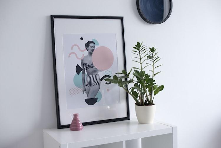 15 Posters Decorativos Gratuitos para Quarto