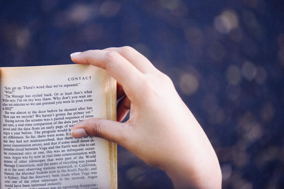 Books, most loyal friends.