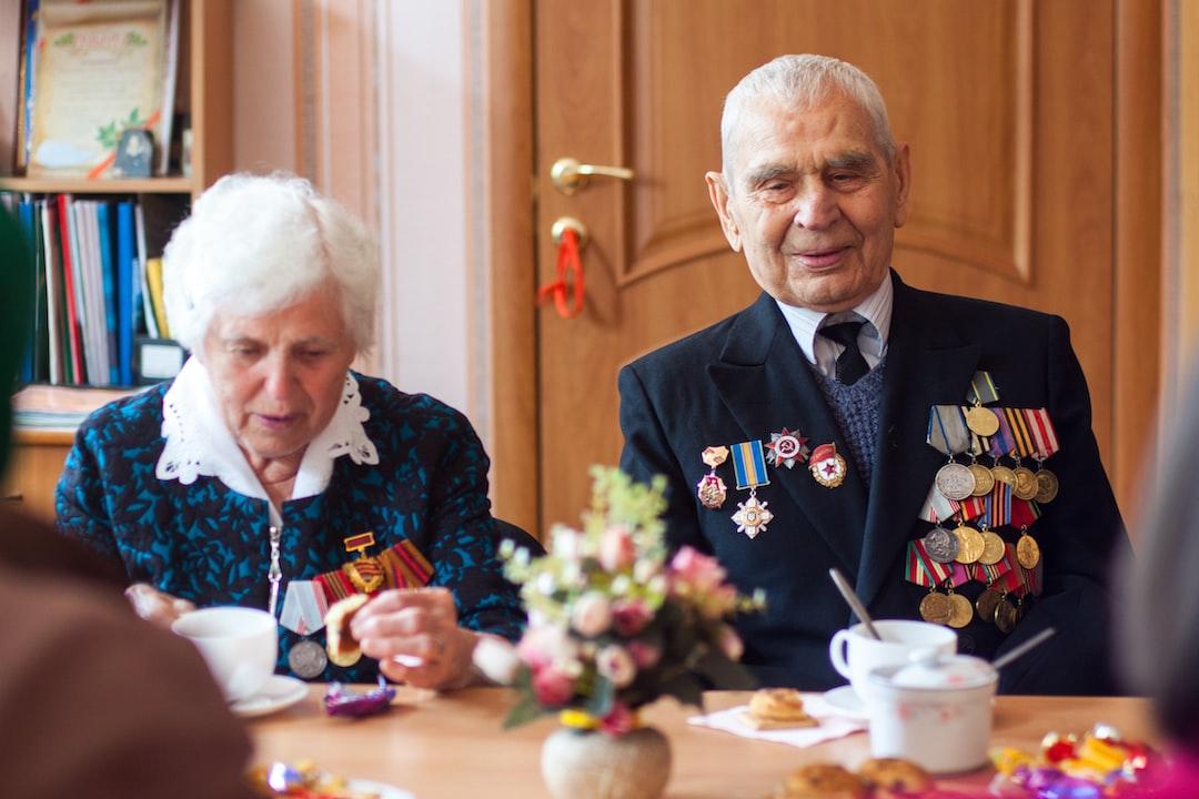 Retired ukraine soldier