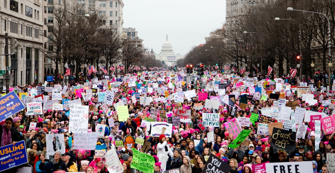Women's March 2017 - Pennsylvania Ave