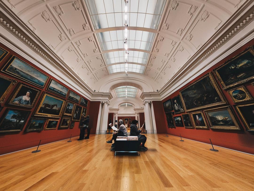 Art Gallery Ceiling