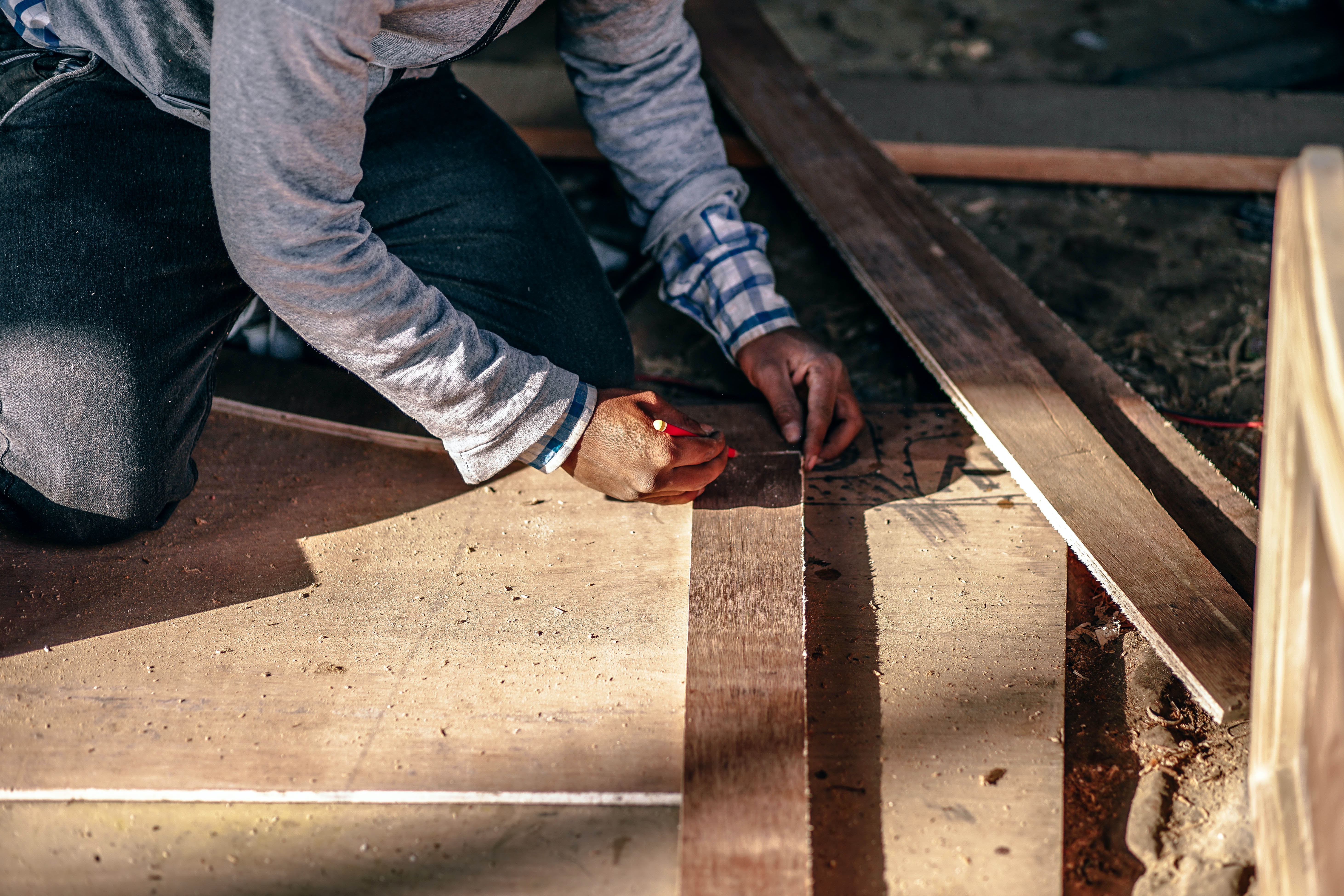 Where To Start with Flooring and More