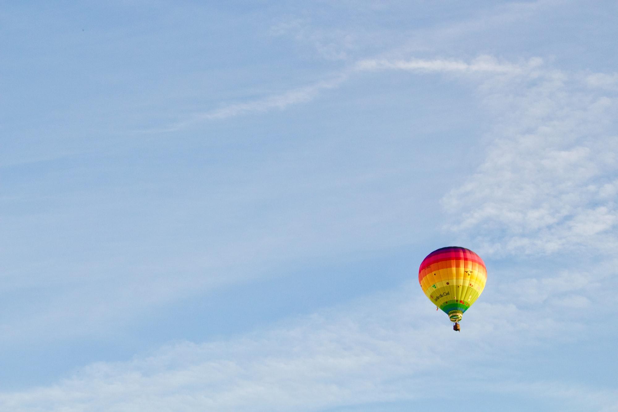 Hot Air-Balloon #1