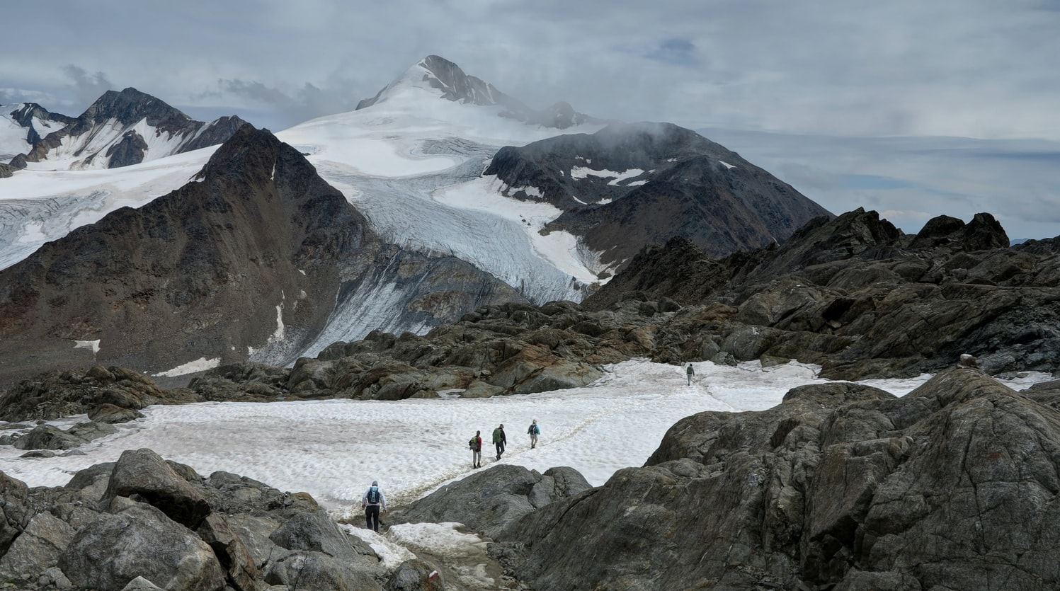 Aletsch Glacier Panorama Trail, Best Hiking Places in Switzerland