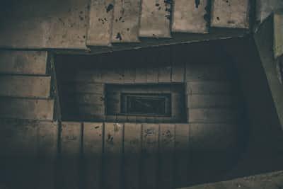 Bottom of the Stairs dark stories