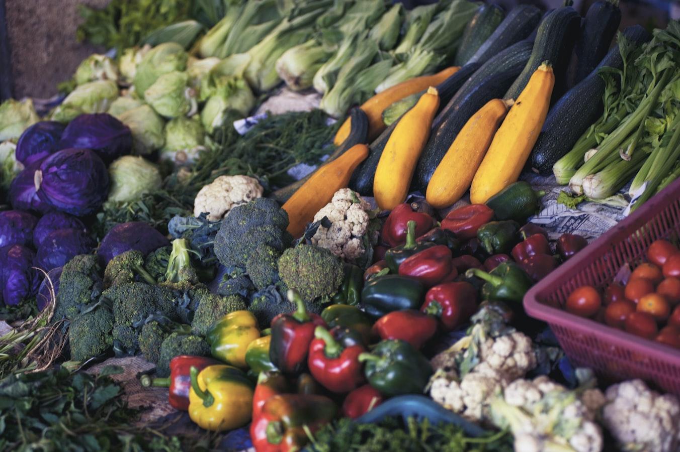 Good Food Garden website example