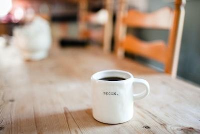 En god morgenrutine kan hjælpe dig med mere overskud