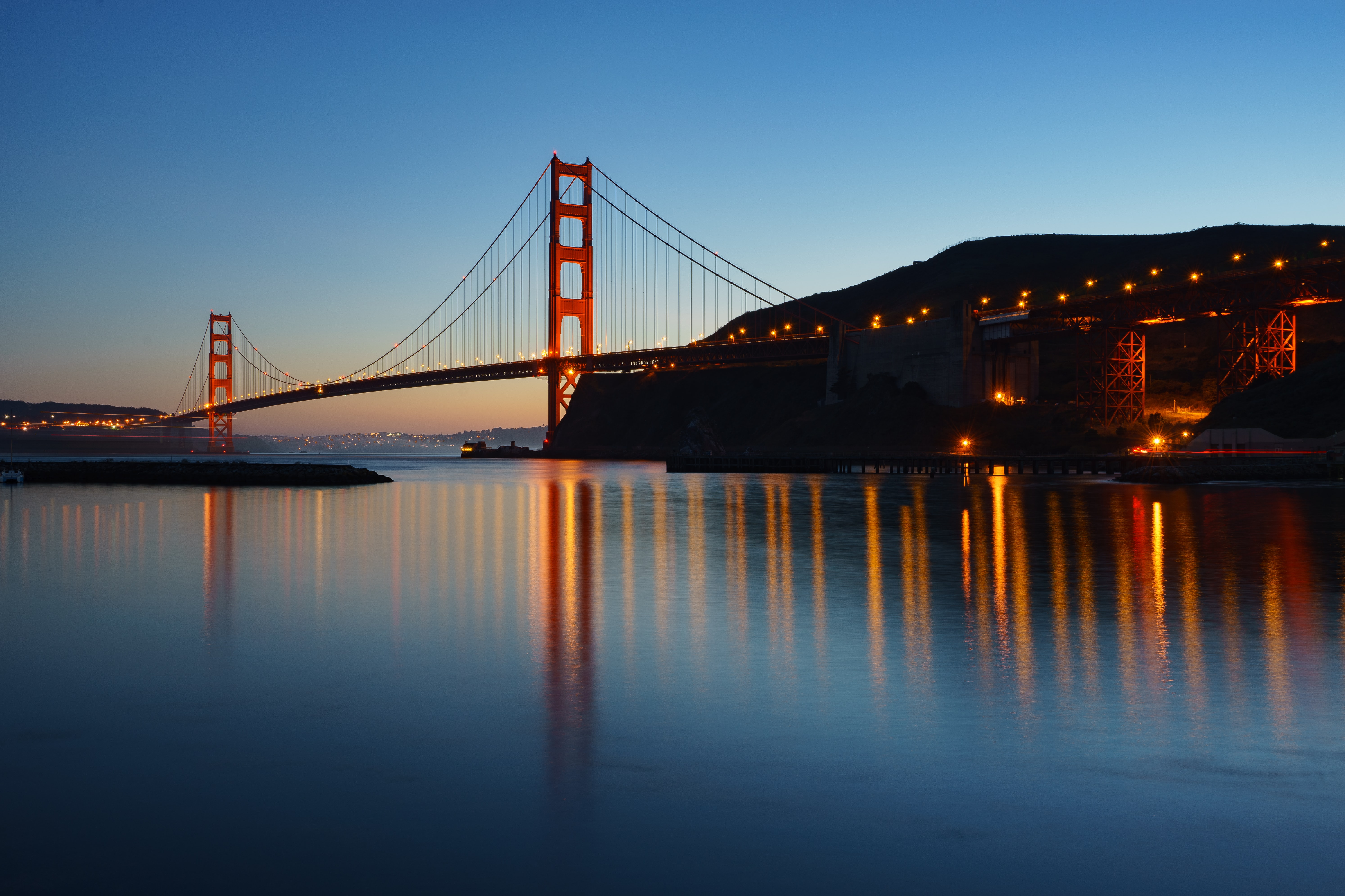 photo of Golden Gate Bridge