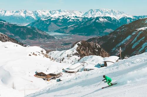 Alpine Skiing in Sweden